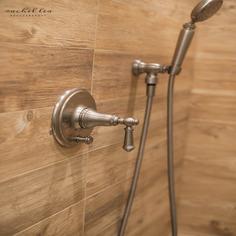 Larix shower designed by Studio Grey